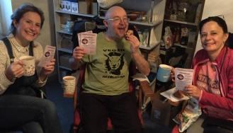 05.11.2017 Compassionate Kidderminster leafleting
