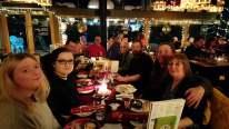 16.12.2017 Christmas meal