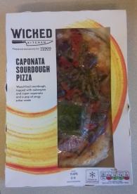 Wicked Caponata Sourdough Pizza