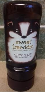 Sweet Freedom Chocolate Shot