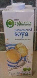 Organic Unsweetened Soya