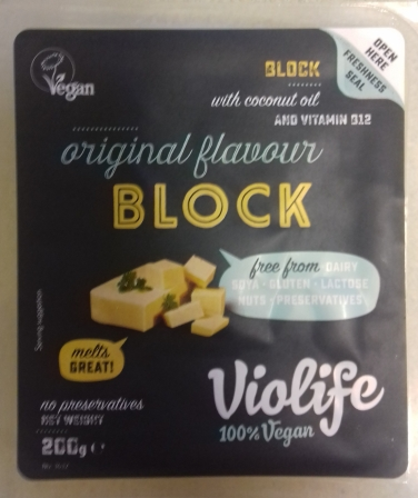 Vialife original flavour block