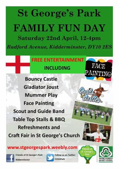 22.04.2017 St George Park Family Fun Day
