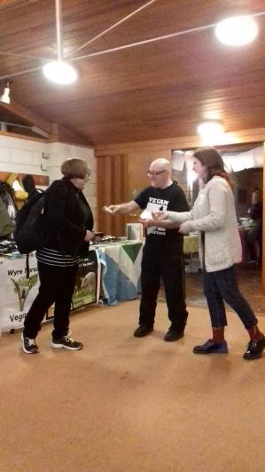 30.01.2018 Veganuary Celebration, Stourport 2