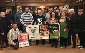 30.01.2018 Veganuary Celebration, Stourport 3