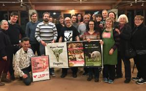 30.01.2018 Veganuary Celebration, Stourport 3