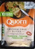 Quorn Chicken Free Slices