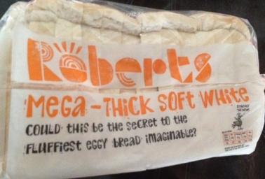 Roberts Mega Thick Soft White