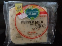 Follow Your Heart PepperJack Style Slices