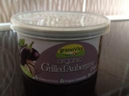 Grano Vita Organic Grilled Aubergine Pate